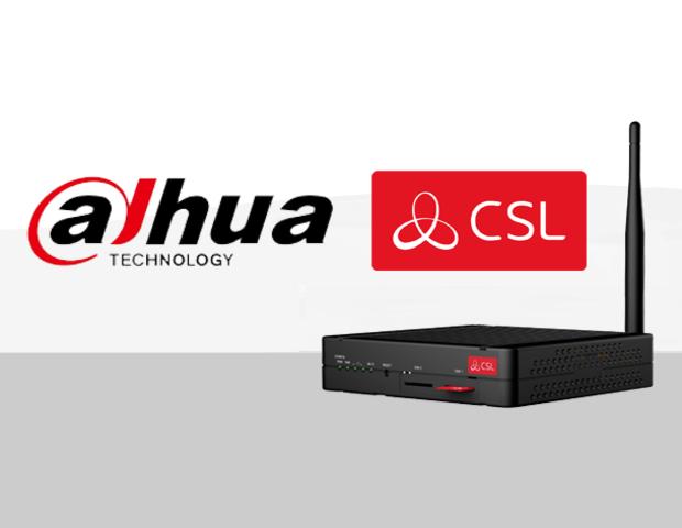 Dahua and CSL